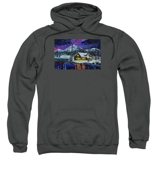 Winter Getaway Sweatshirt