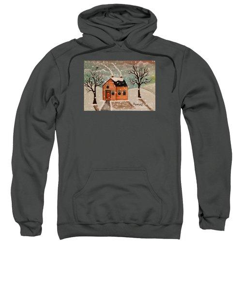 Winter House Sweatshirt