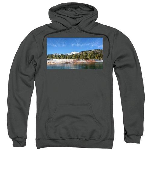 Winter In Ruidoso Sweatshirt