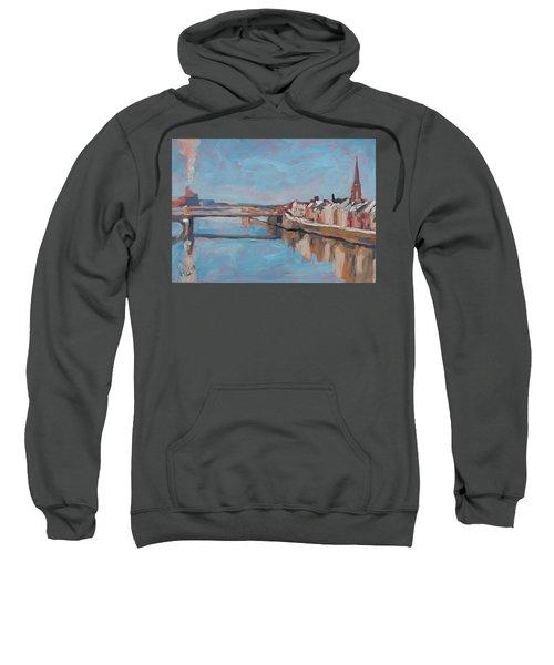 Winter In Wyck Maastricht Sweatshirt