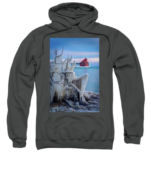 Winter Lighthouse Sweatshirt