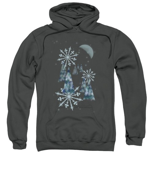 Winter Night Sweatshirt