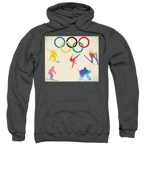 Winter Olympics Games Sweatshirt