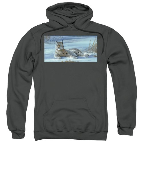 Winter Prince Sweatshirt