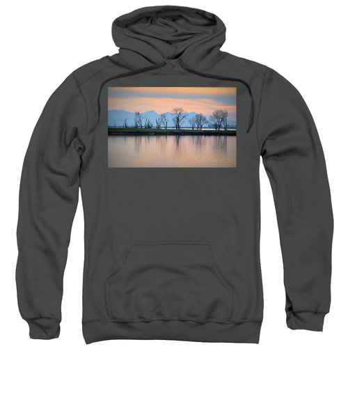 Winter Reflections Sweatshirt