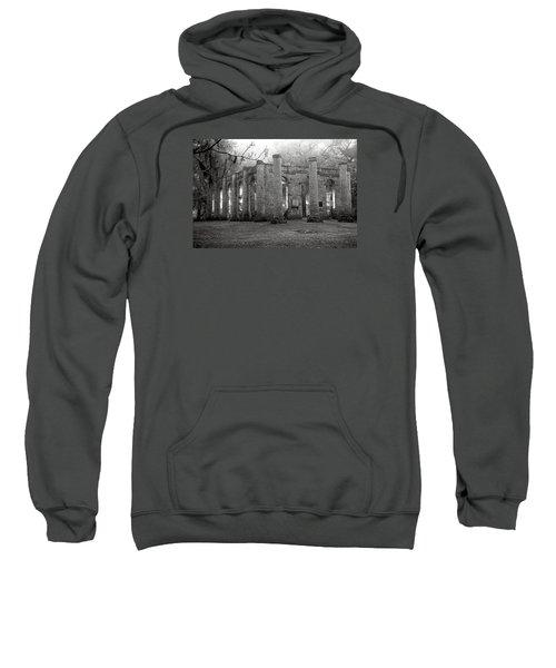 Winter Ruins Sweatshirt