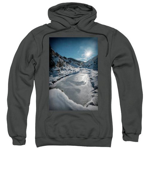 Winter Sun Sweatshirt