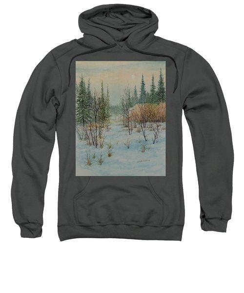 Winter Trail Alberta Sweatshirt