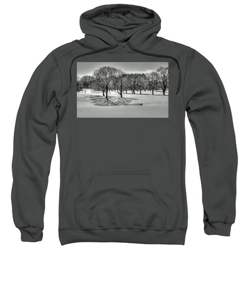Winter Trees Sweatshirt