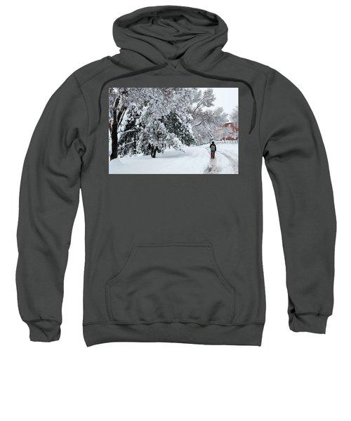 Winter Trekking-3 Sweatshirt