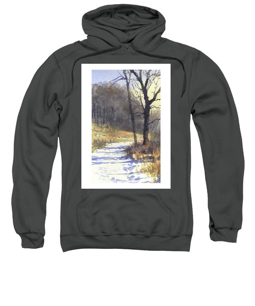 Winter Walk Sweatshirt
