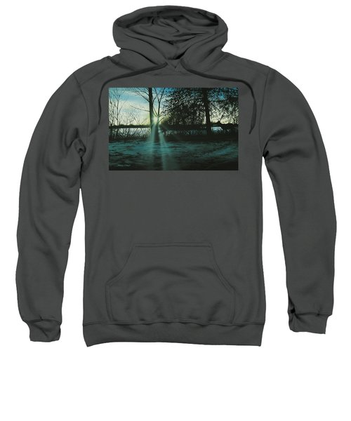 Winter's Evening Scout Sweatshirt