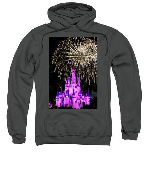 Wishes Fireworks Disney World  Sweatshirt
