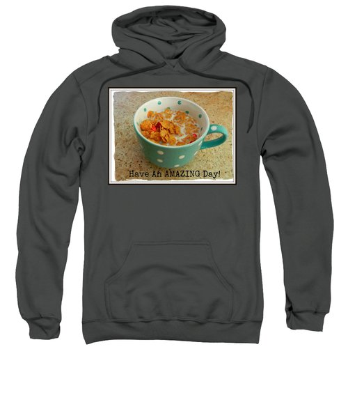 Wishes For The Day Sweatshirt