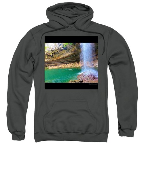 Wishing You A #beautiful #zen Like Day! Sweatshirt