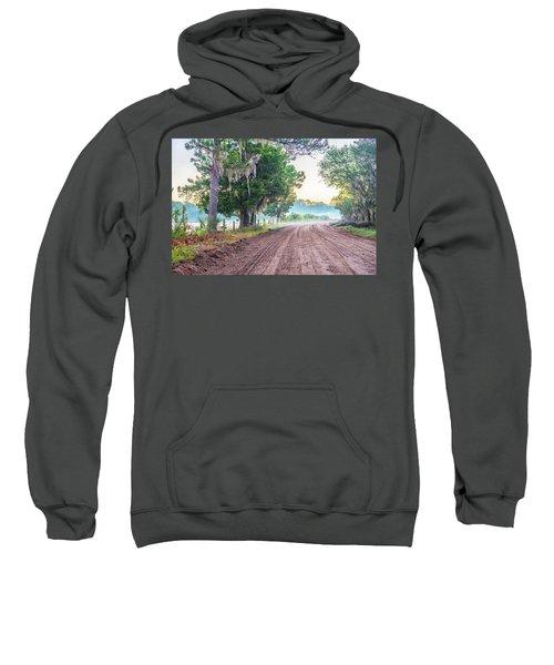 Witsell Rd - Church Field Fog Sweatshirt