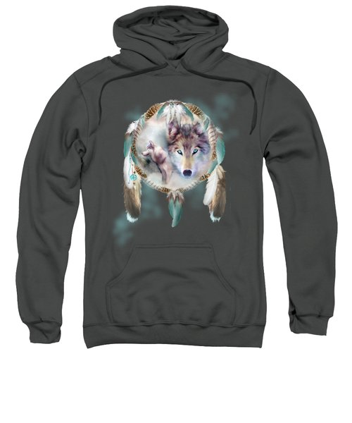 Wolf - Dreams Of Peace Sweatshirt