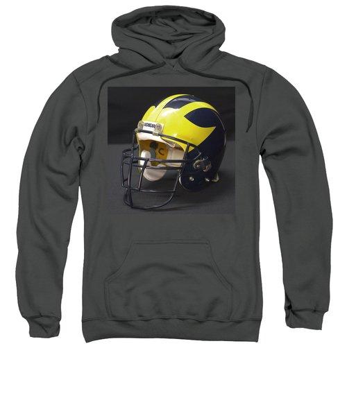 Wolverine Helmet From The 1990s Sweatshirt