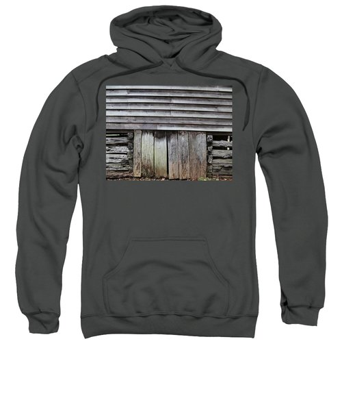 Wood Sweatshirt