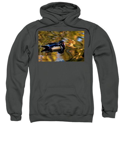 Wood Duck Sweatshirt