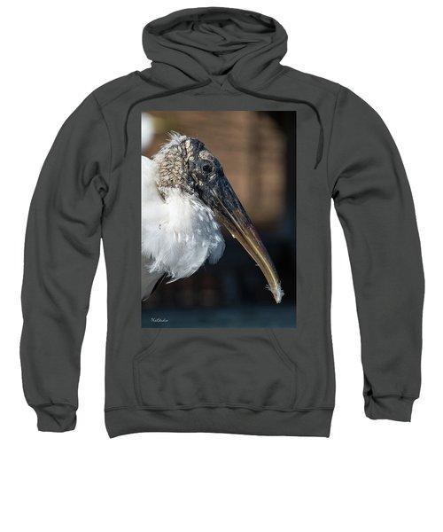 Wood Stork Sweatshirt