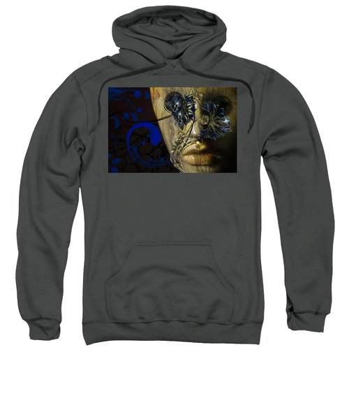 Wooden Man Sweatshirt