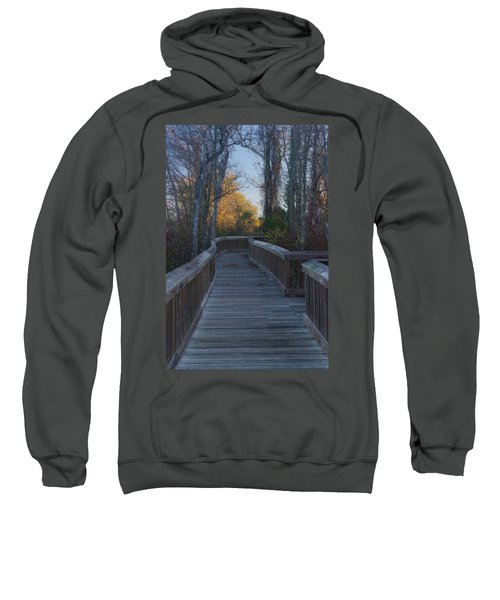 Wooden Path Sweatshirt
