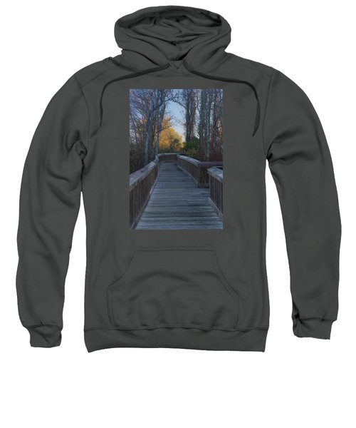 Wooden Path Sweatshirt