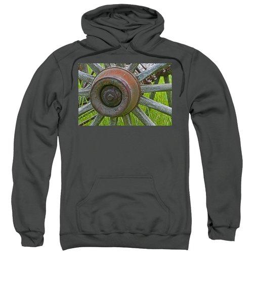 Wooden Spokes Sweatshirt