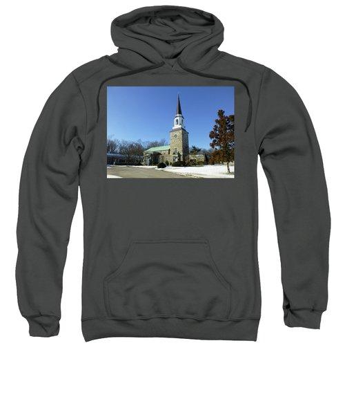 Woodlawn Cemetery Chapel Sweatshirt