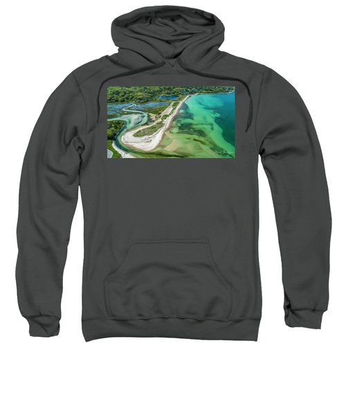 Woodneck Beach Sweatshirt