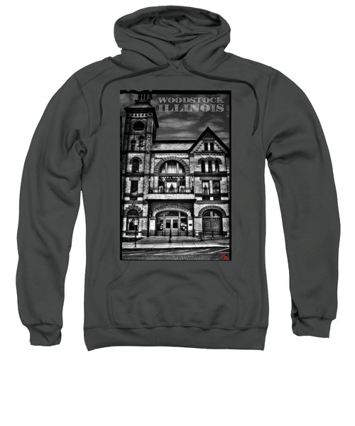 Woodstock Opera House Sweatshirt