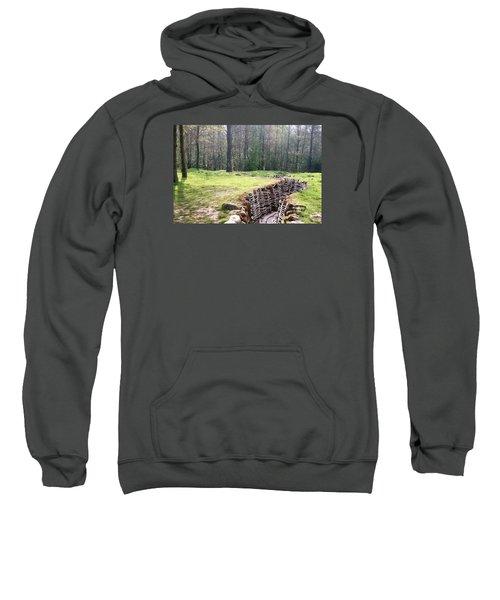 World War One Trenches Sweatshirt