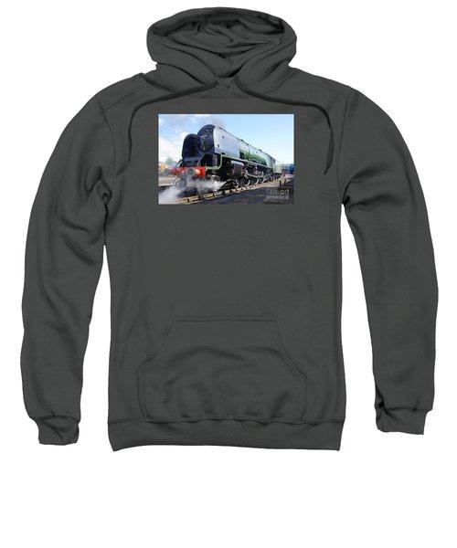 Worm's Eye View Sweatshirt