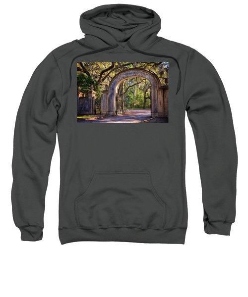 Wormsloe Plantation Gate Sweatshirt