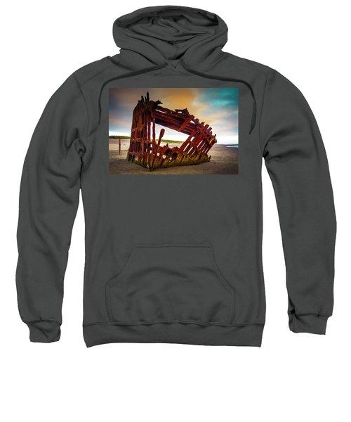 Worn Rusting Shipwreck Sweatshirt