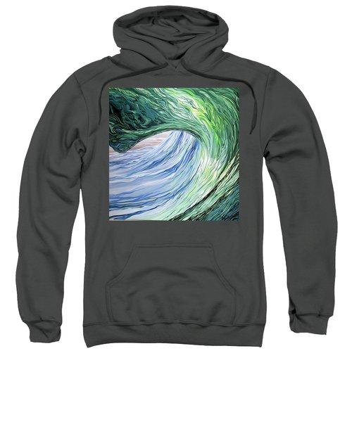 Wrap Around Sweatshirt