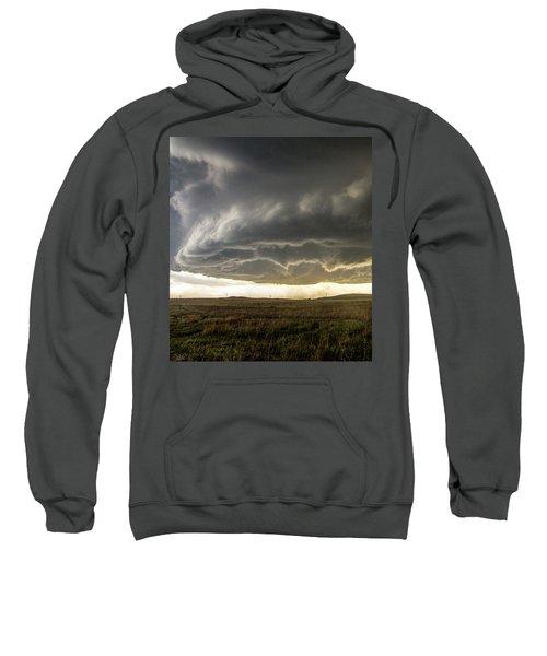 Wray Colorado Tornado 021 Sweatshirt