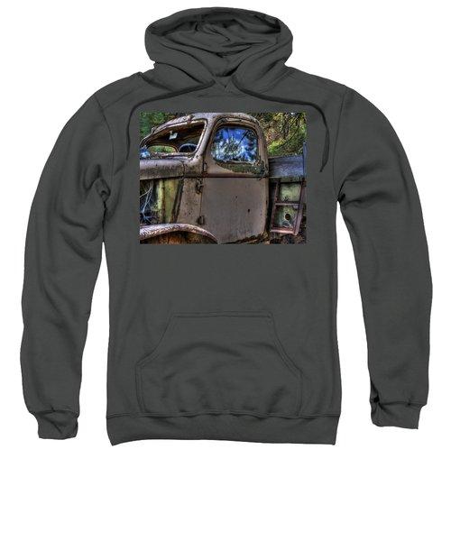 Wrecking Yard Study 4 Sweatshirt