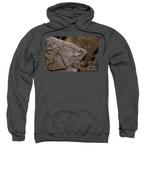Written In Stone Sweatshirt