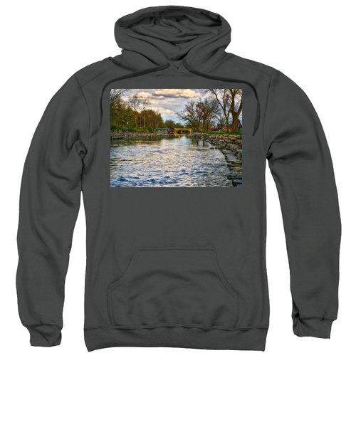 Yahara River, Madison, Wi Sweatshirt