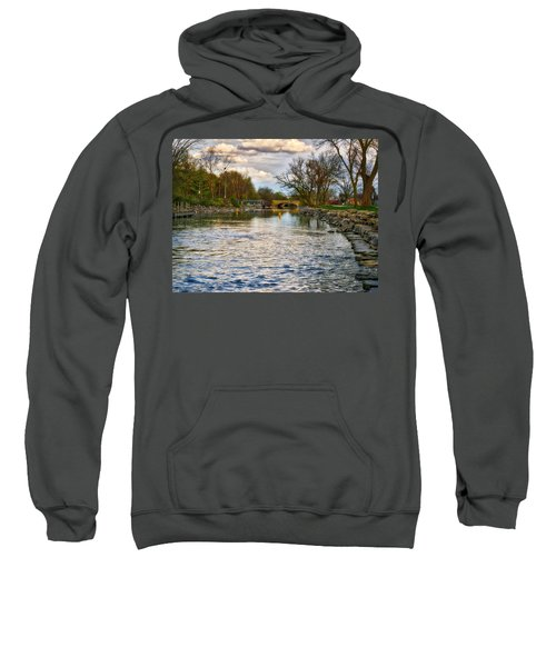 Yahara River, Madison, Wi Sweatshirt