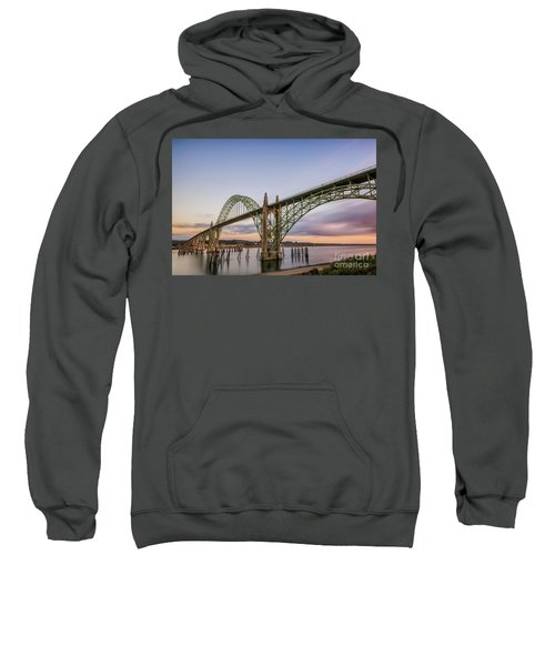 Yaquina Bay Bridge Sweatshirt