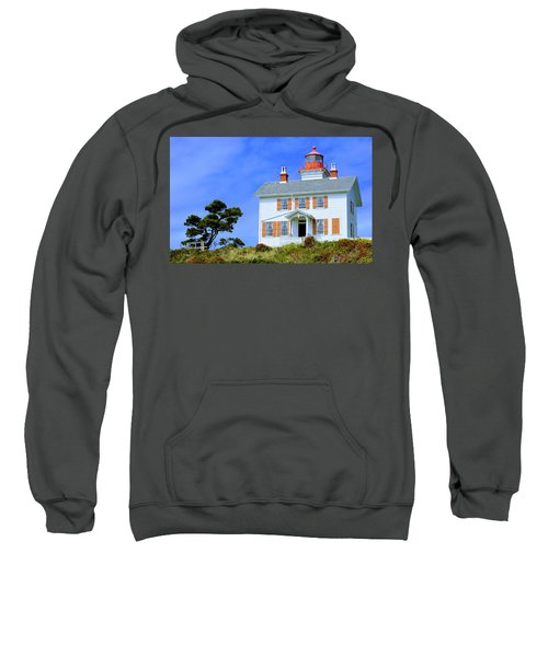 Yaquina Bay Lighthouse Sweatshirt