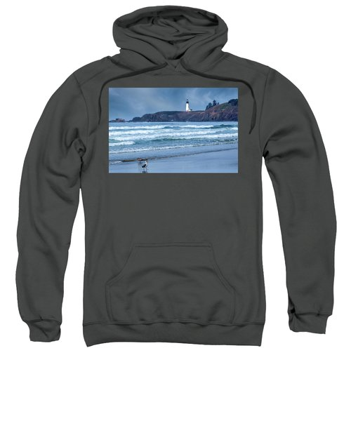 Yaquina Head Lighthouse Sweatshirt