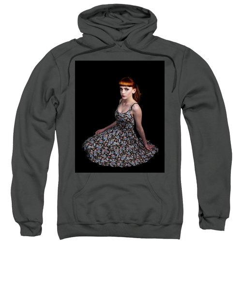 Yasmin Skirt Left Sweatshirt