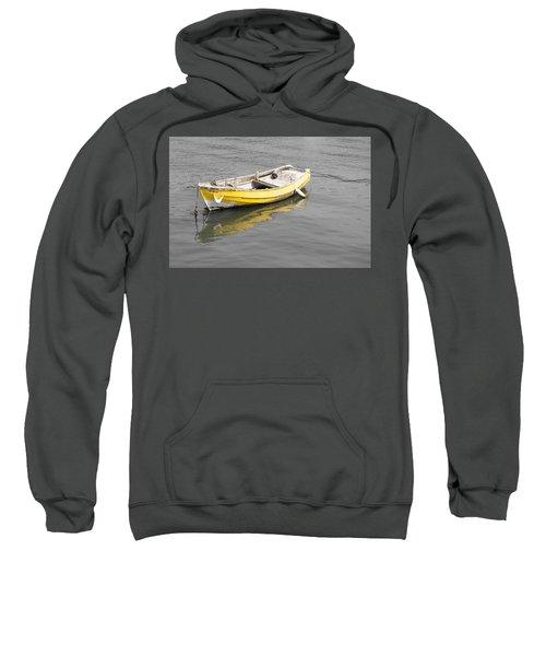 Yellow Boat Sweatshirt