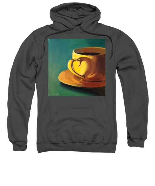 Yellow Java Sweatshirt