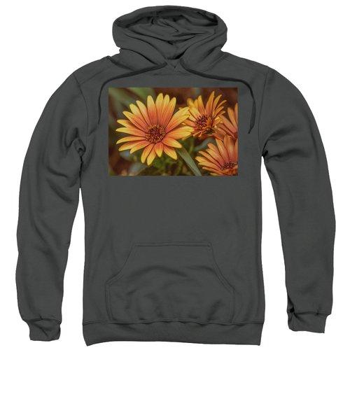Yellow Petals #g3 Sweatshirt