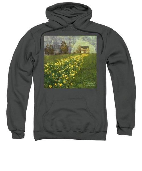 Yellow River To My Door Sweatshirt
